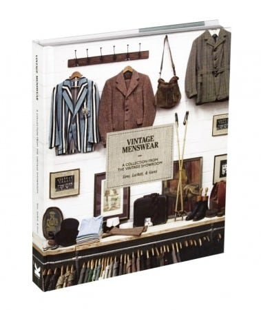 Vintage Menswear Coffee Table Book