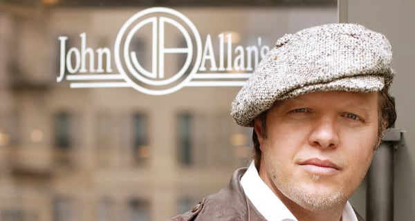 John Allan Interview
