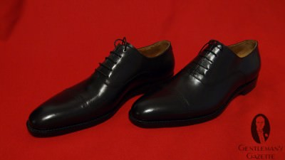 Paragon Paradis - Classic Business Shoe with Long Last