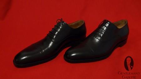 Paragon Paradis - Classic Business Shoe with Long Last