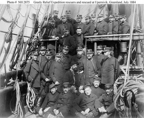 Peacoat in 1884