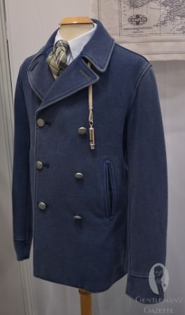 Vintage Looking Camplin Peacoat