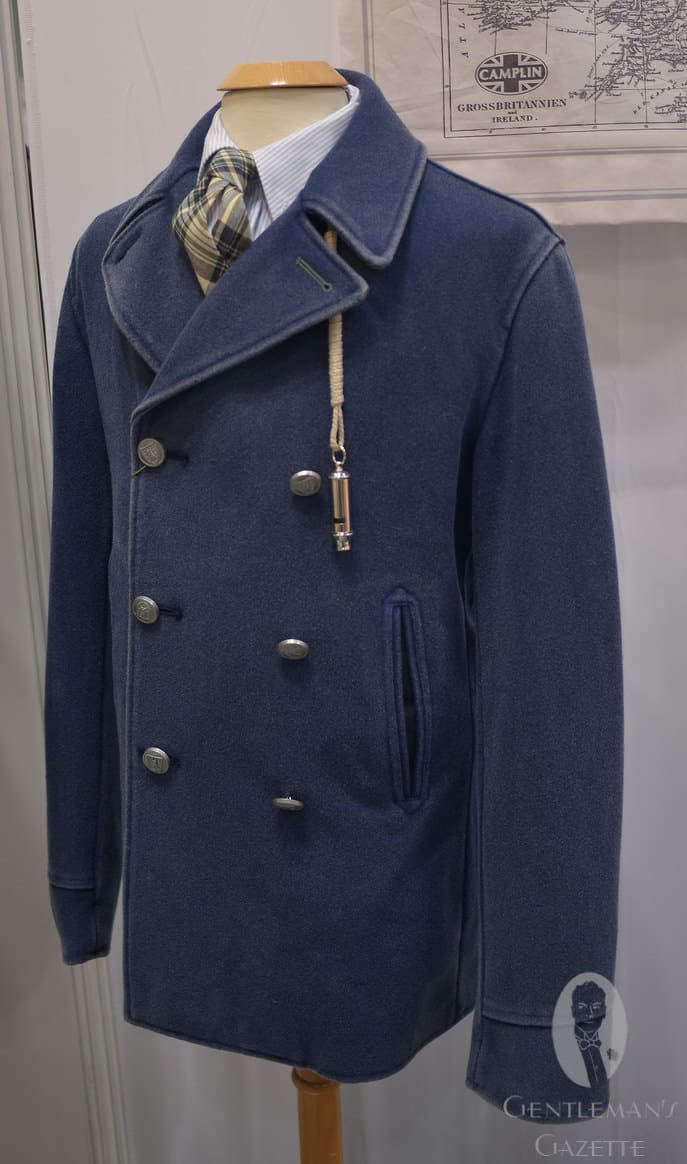 Traditional Pea Coat