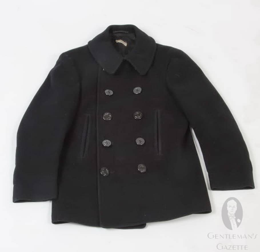 The Peacoat Guide: History, Sizing & Where To Buy — Gentleman's ...
