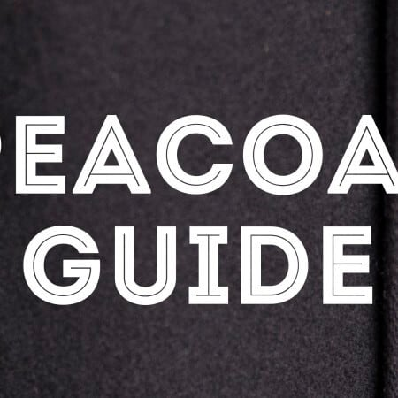 The Peacoat Guide: History Sizing & Where To Buy — Gentleman's