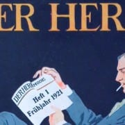 Der Herr - One of History's Earliest Men's Fashion Magazines