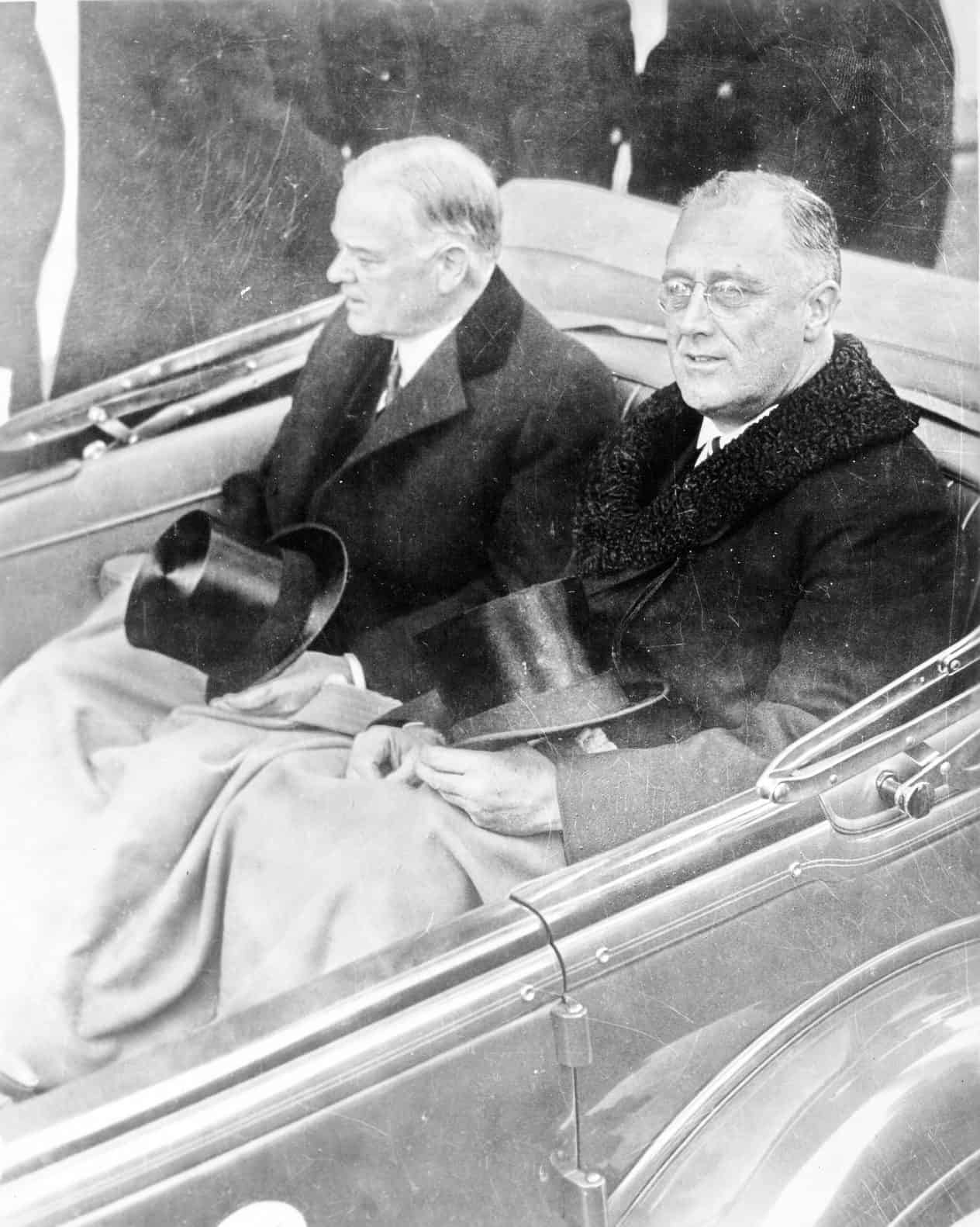 hoover and roosevelt s response to the Home | mises library | hoover's attack on laissez-faire hoover's attack on laissez the american construction council was formed in response to the hounding of the new york construction industry by state and federal authorities hoover and roosevelt together formed the council in the.