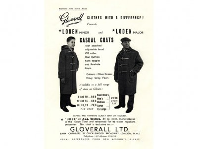 Early Ad by Gloverall