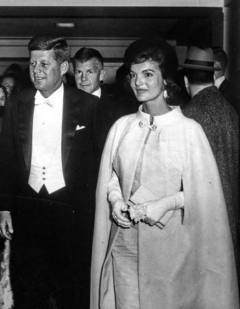 Jacqueline Bouvier Kennedy