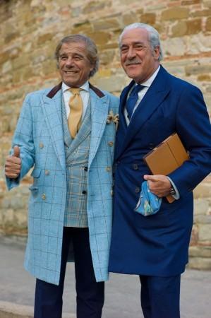 Lino Ieluzzi and Renato Plutino