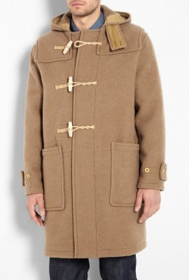 Modern Monty Coat