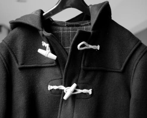 Original Montgomery Duffel Coat