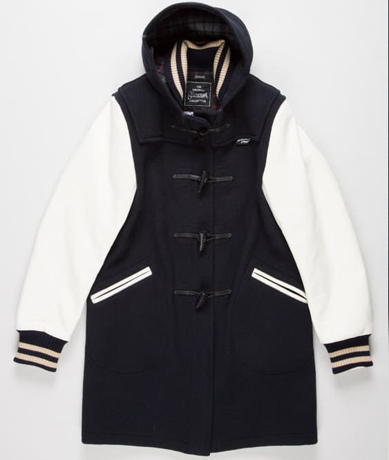 Varsity Duffle Coat