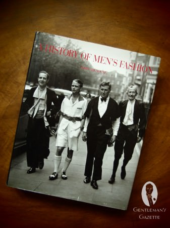 A History of Men's Fashion - Farid Chenoune