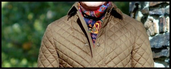 Barbour Mens Quilted Jacket