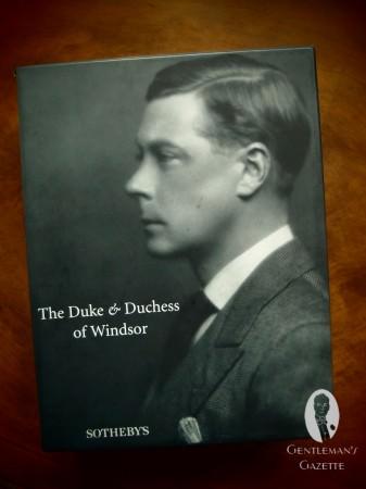 Duke & Duchess of Windsor Catalog