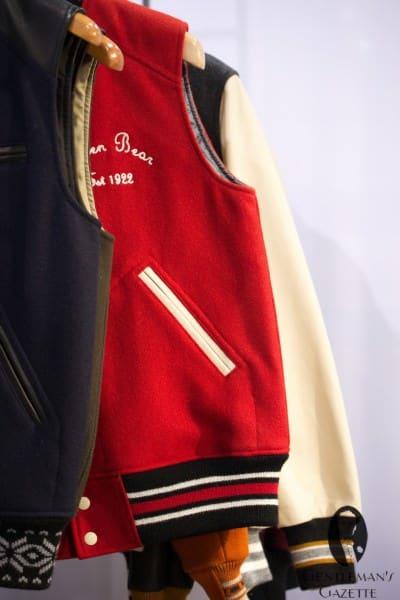 Golden Bear Sportswear original varsity jacket made in the USA