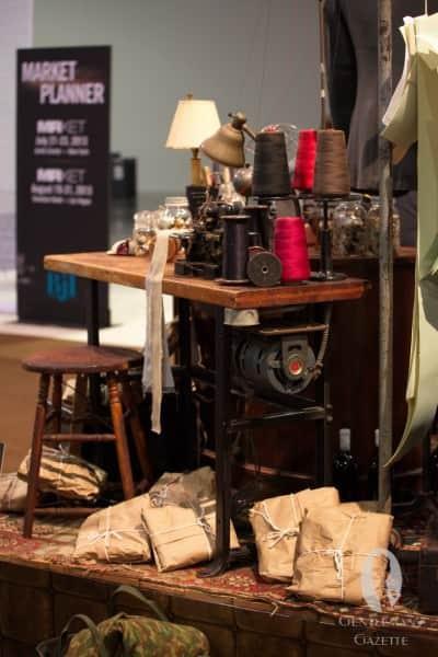 Macko's MRket setup by BRKLYN DRYGOODS