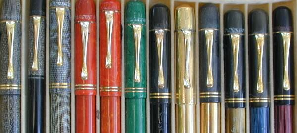 Pelikan Fountain Pen Guide