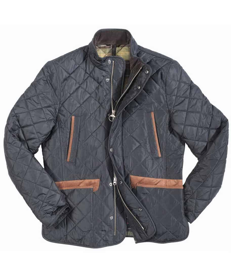 Quilted Jackets Guide - How to Buy, History & Details ... : leather quilted vest - Adamdwight.com