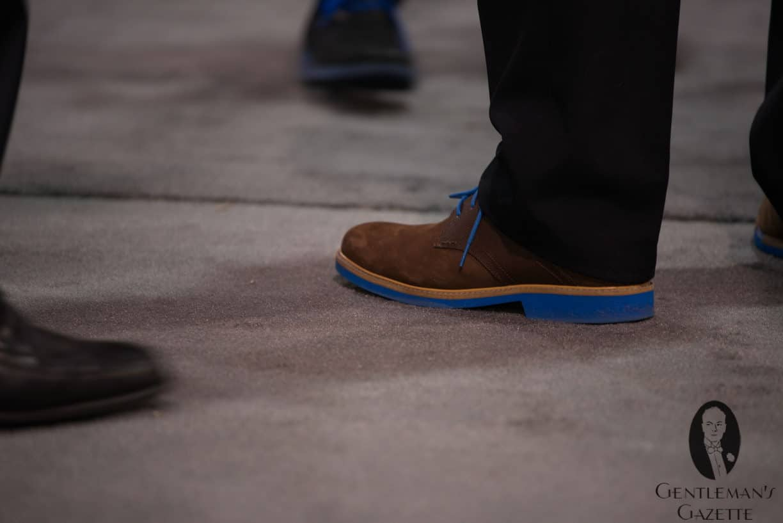 Blue Sole Shoes In Philadelphia Style Guru Fashion Glitz