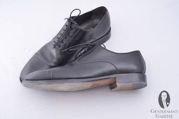 Andrew Lock Goodyear Welted Shoes