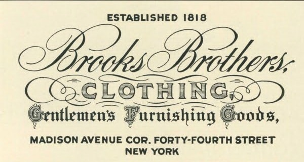 Brooks Brothers History