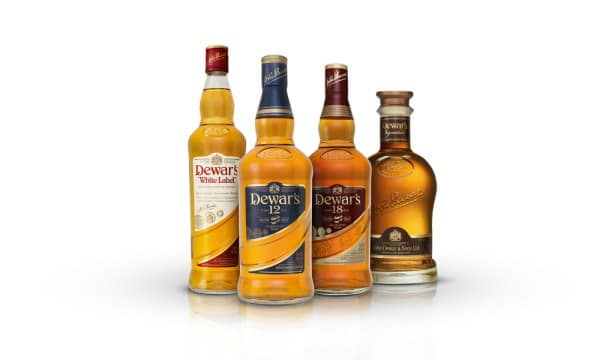 Dewar's Selection - White Label, 12, 18 & Signature