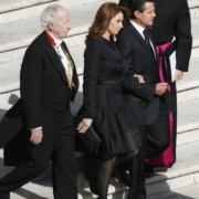 White Tie at The Inauguration Mass For Pope Francis