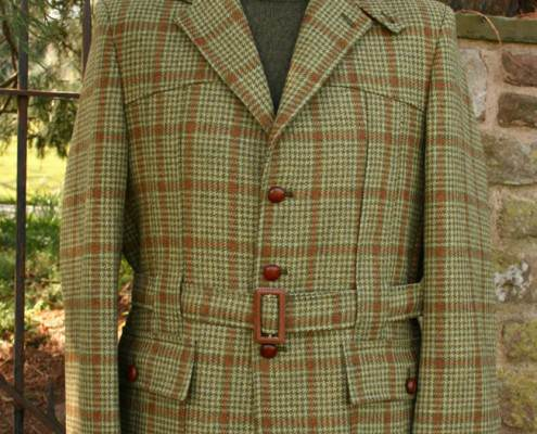 Bookster Full Norfolk Jacket Variation