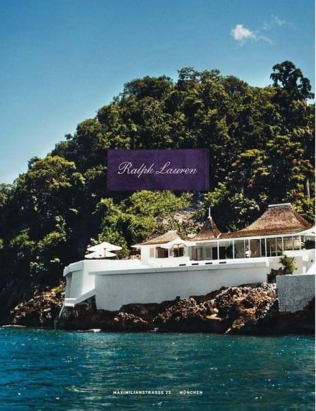 German Purple Label Spring Summer 2013 ad