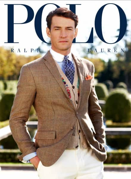 Glenplaid with Winchester Polo Ralph Lauren Spring Summer 2013