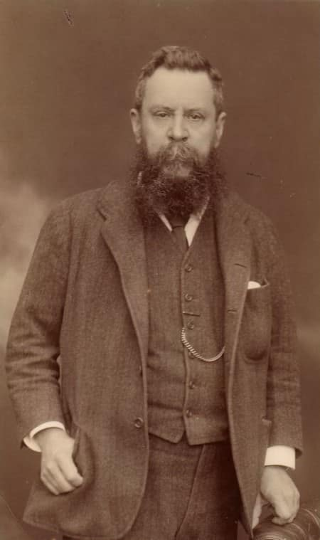 Henry Fitzalan-Howard, 15th Duke of Norfolk around 1908