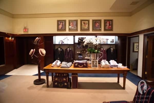 Brooks Brothers Gatsby Decoration