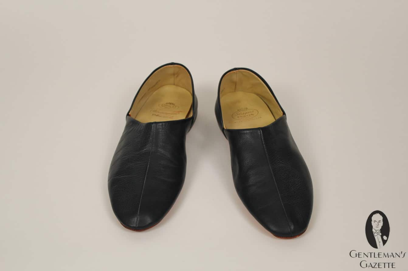English house slippers by Church s England. The Shoe Collection of Harry S  Truman   Gentleman s Gazette