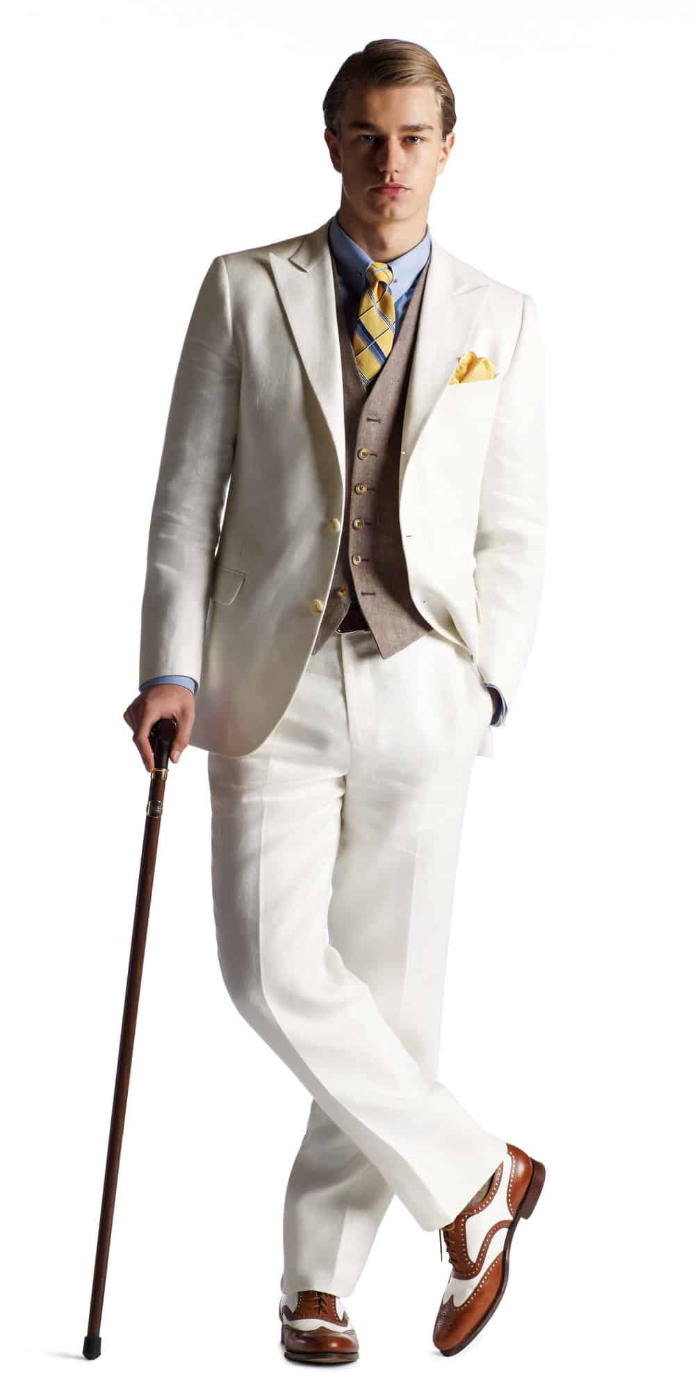 Great Gatsby Men S Fashion Amp Brooks Brothers Clothing