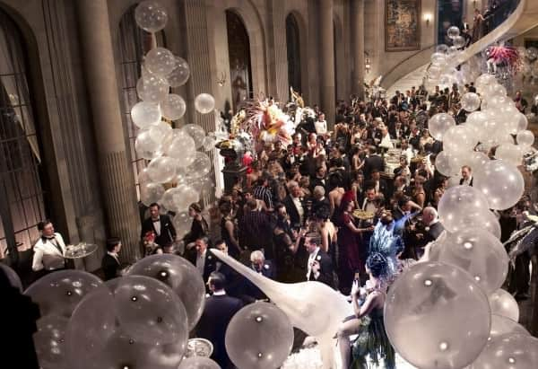 One of the grand Gatsby parties