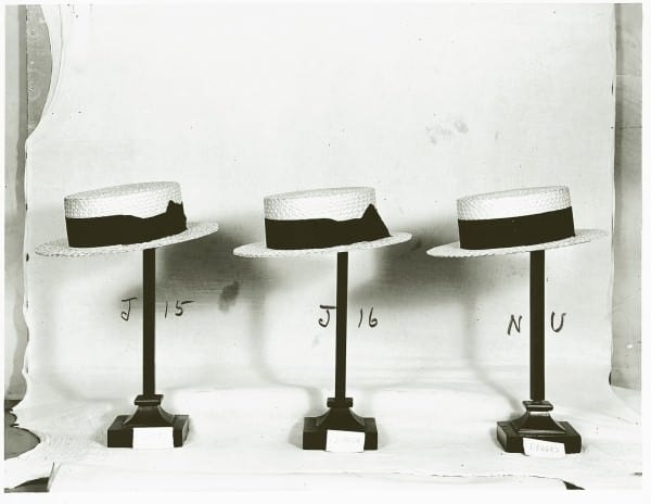Original Brooks Brothers Boater hats