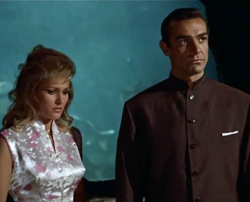 Sean Connery in Shantung Nehru Jacket