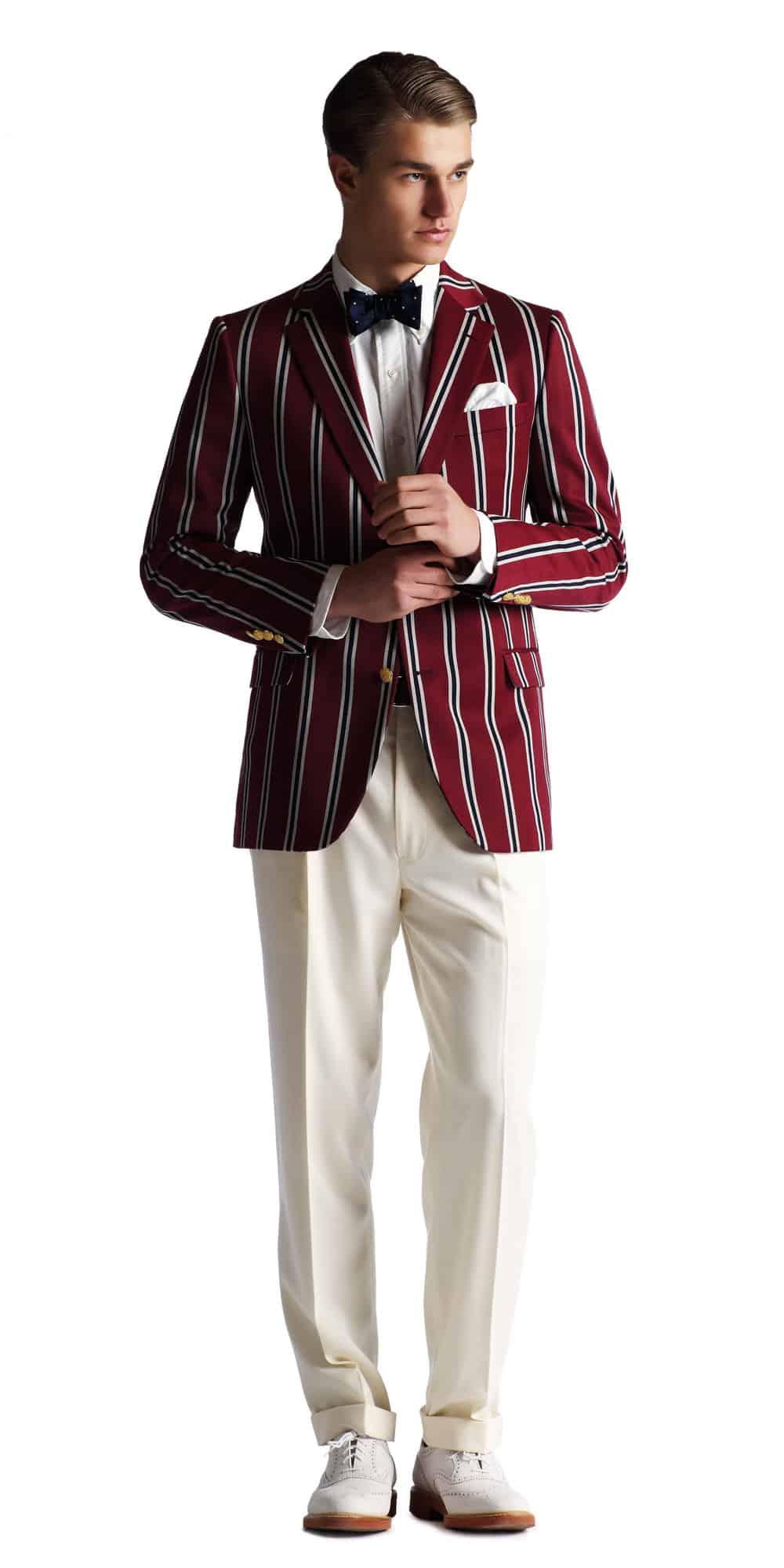 Great Gatsby Men S Fashion Brooks Brothers Clothing Gentleman S Gazette