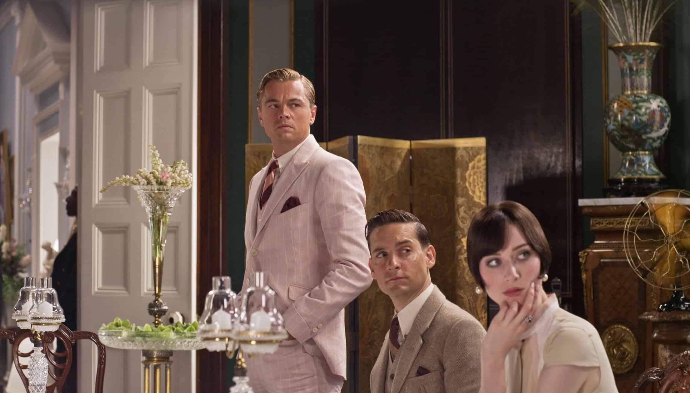 the great gatsby movie review � gentlemans gazette