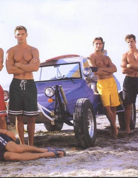 1990s Abercrombie Fitch