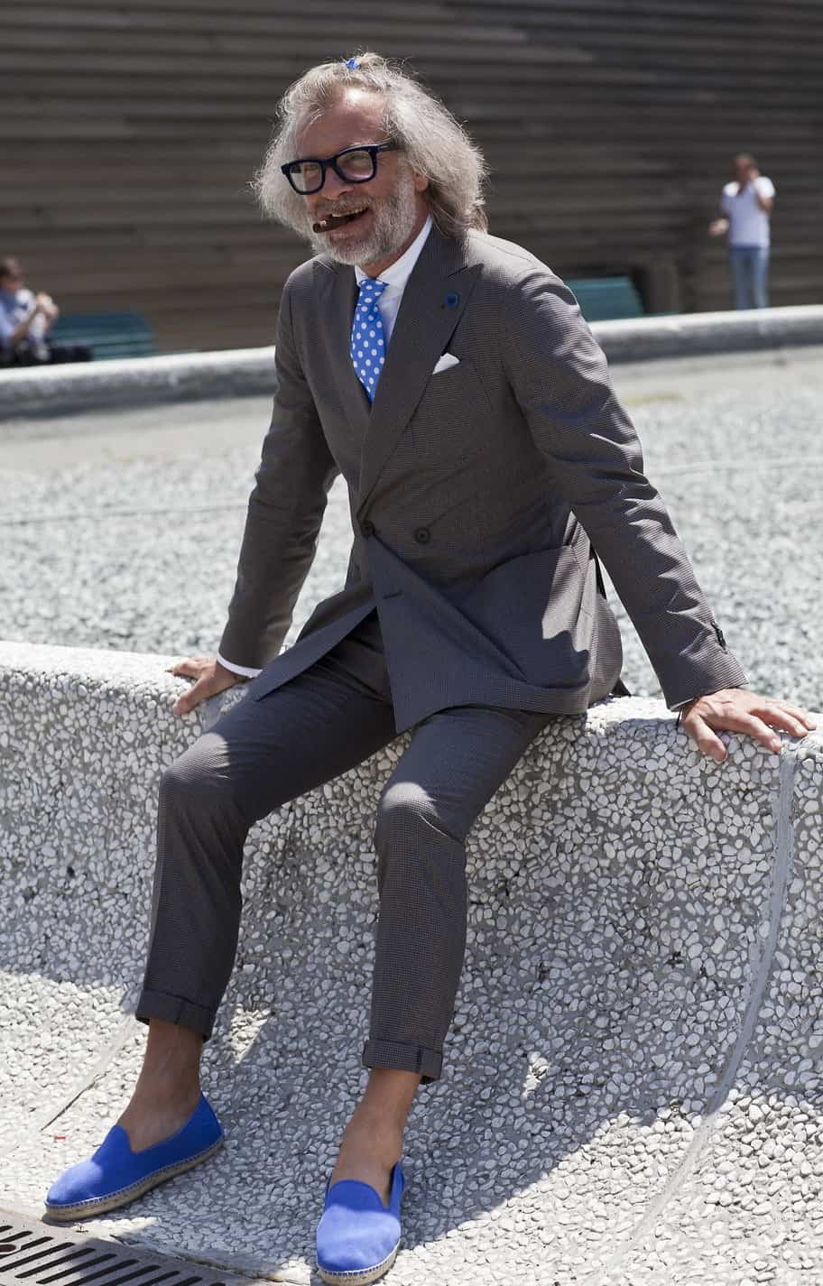 Pitti Uomo 84 Street Style Summer 2013 Gentleman S Gazette