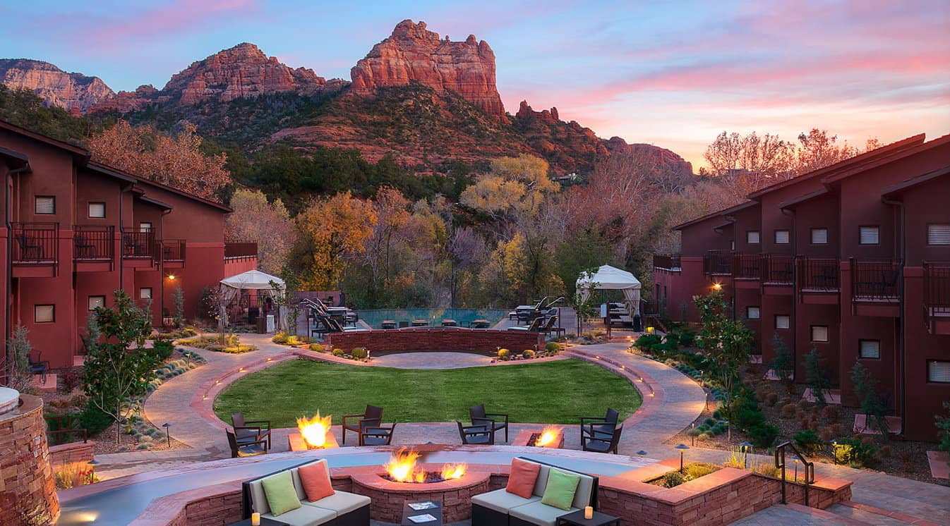 Amara Resort And Spa A Kimpton Hotel Sedona Az