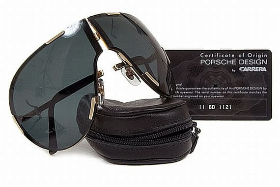 Carrera Porsche Design Foldable Sunglasses