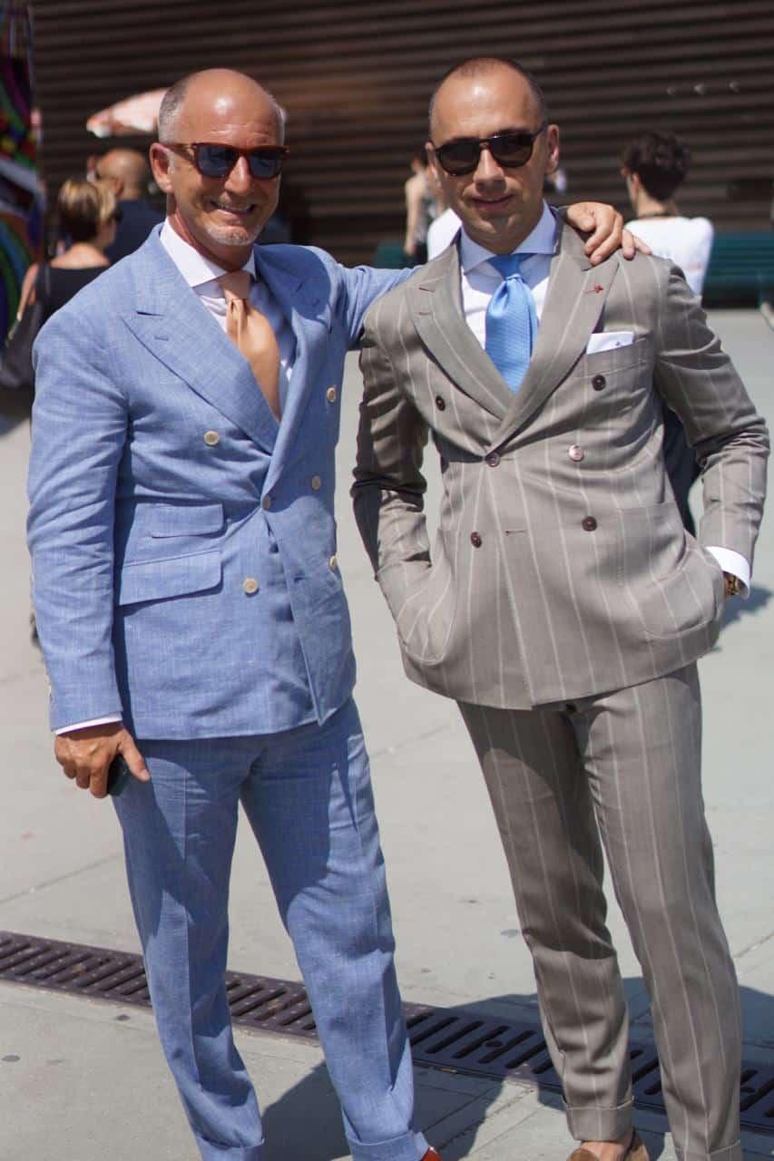 Pitti Uomo 84 Street Style Summer 2013 Gentleman S Gazette
