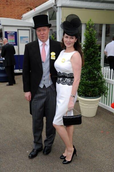 Earl Spencer & Countess Spencer a