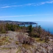 Lake Superior Fishing & Hiking trip