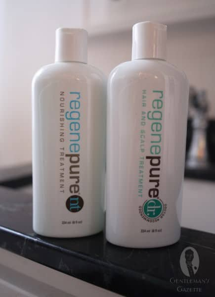 RegenePure NT & DR Hair Loss Shampoos