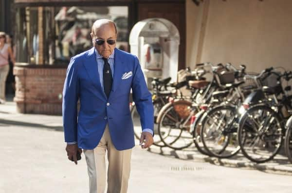 Seasoned gentlemen style at pitti uomo